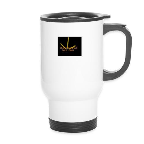 TheAnimator935 Logo - Travel Mug