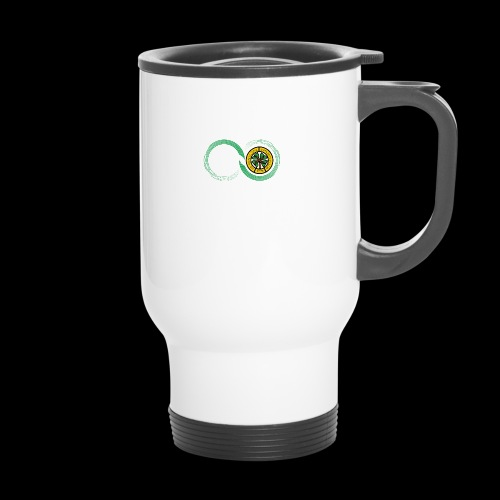 Harp and French CSC logo - Mug thermos
