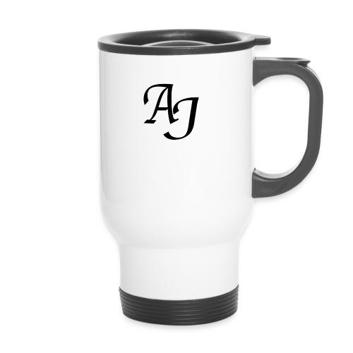 AJ Mouse Mat - Travel Mug
