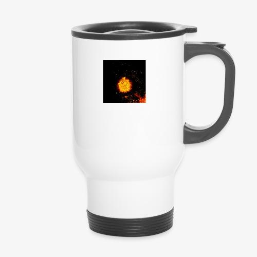 FIRE BEAST - Thermosmok met draagring