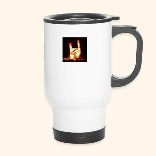 fingers bomb - Mug thermos
