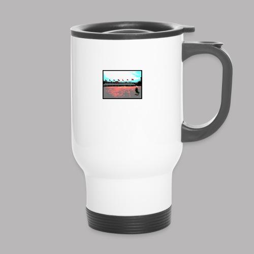 Ho Chi Minh - Thermal mug with handle