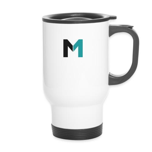 Logo M - Thermobecher mit Tragegriff