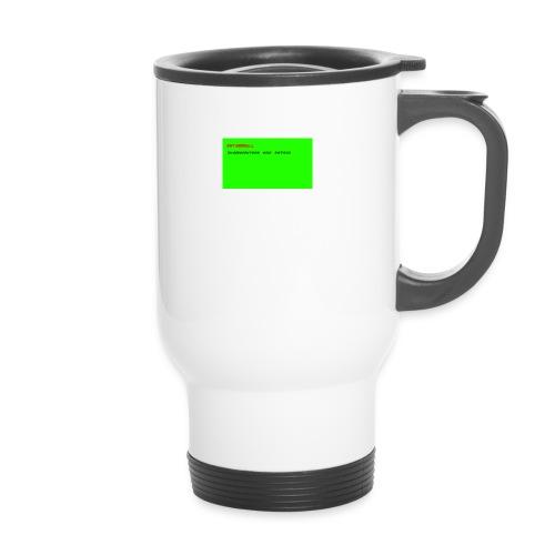 LLAMANATORS = SAVAGE - Travel Mug