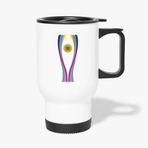 SOLRAC World Cup - Termosmugg med handtag