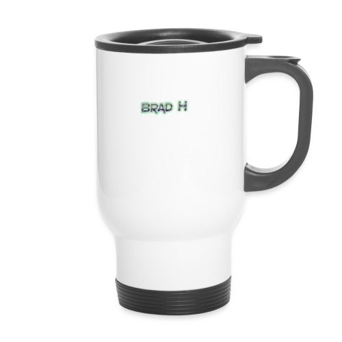 Official Brad H Logo - Travel Mug