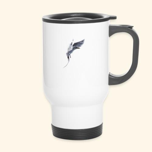 Weißschwanz Tropenvogel - Thermobecher mit Tragegriff