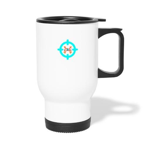 Targeted - Thermal mug with handle