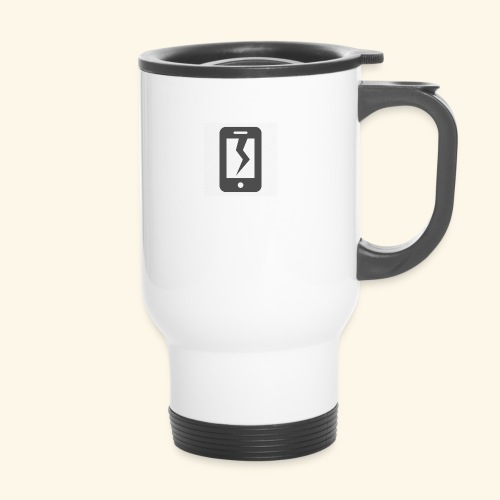 Tech Destruction - Travel Mug