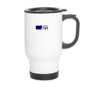 Merchandise_logo - Travel Mug