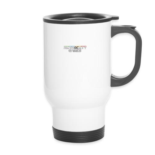 tasse officielle - Tasse isotherme avec poignée