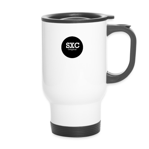 Plain SXC Original - Thermal mug with handle