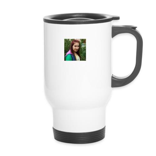 Ulku Seyma - Thermal mug with handle