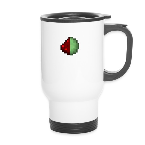Astleyfam background removed png - Thermal mug with handle
