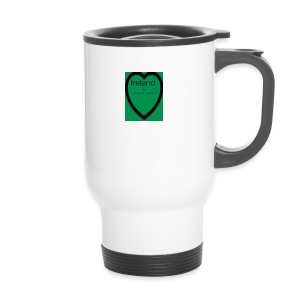 Ireland always in my heart - Travel Mug