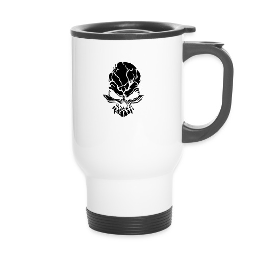 F noize fronte png - Thermal mug with handle