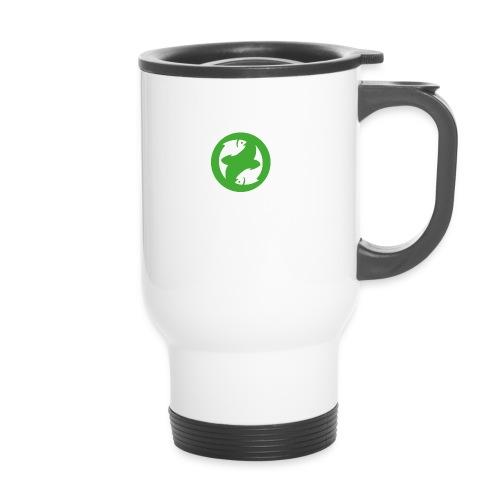 logo-simple - Tasse isotherme avec poignée