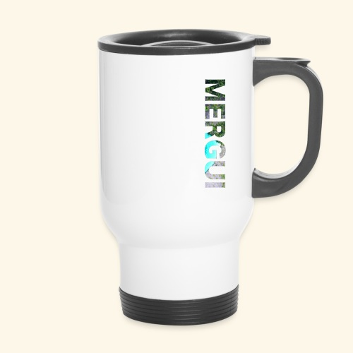 MERGUI - Thermal mug with handle