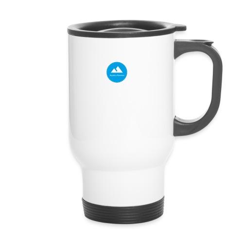 Hopeless Wanderer Logo - Travel Mug