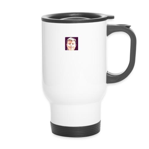 LuradoTV Logo - Travel Mug