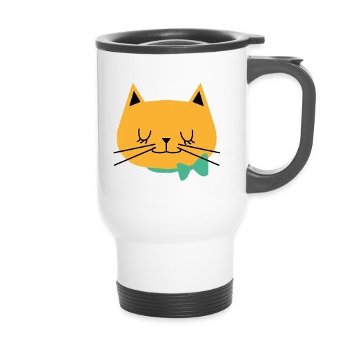 cat - Mug thermos