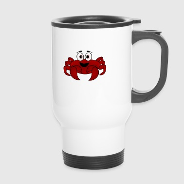 Crab - Travel Mug