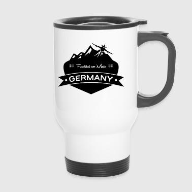 Frankfurt am Main Germany - Travel Mug