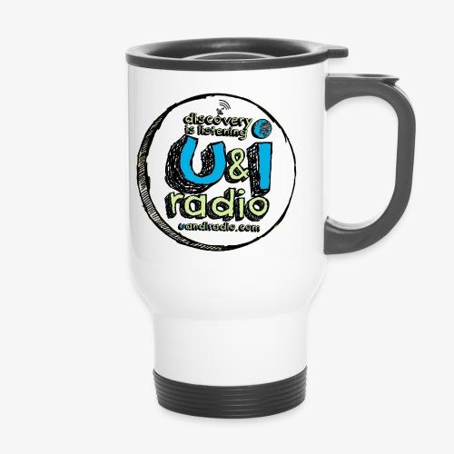 U & I Logo - Travel Mug