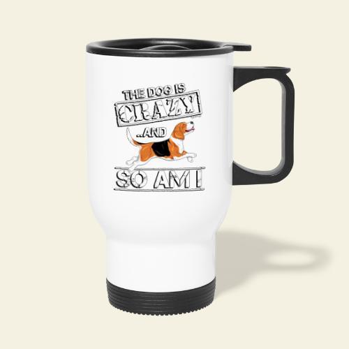 Beagle Crazy - Termosmuki