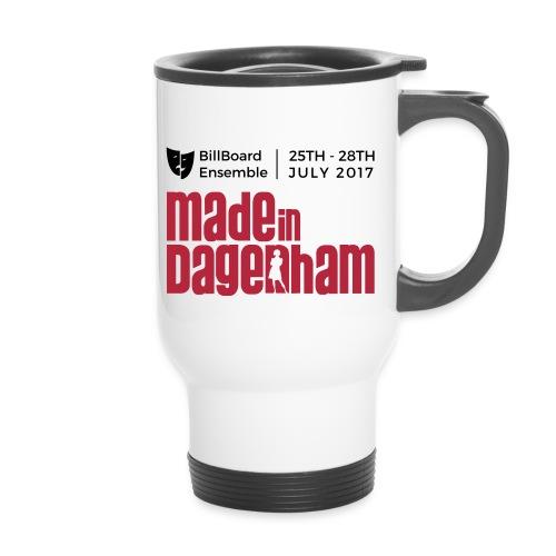 Made in Dagenham Vector - Travel Mug