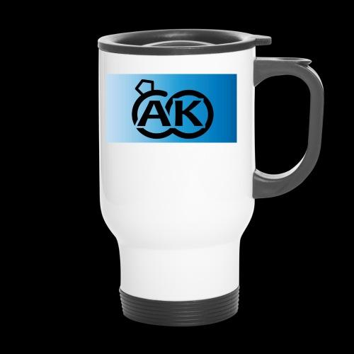 AK - Thermobecher mit Tragegriff
