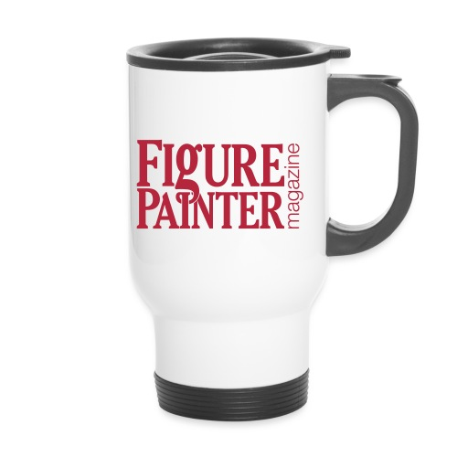 FPM_Red - Thermal mug with handle