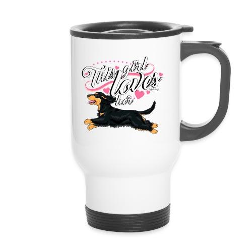 cockergirl10 - Thermal mug with handle