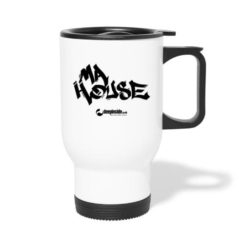 My House * by DEEPINSIDE - Travel Mug