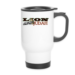 Tribal Judah Gears - Travel Mug