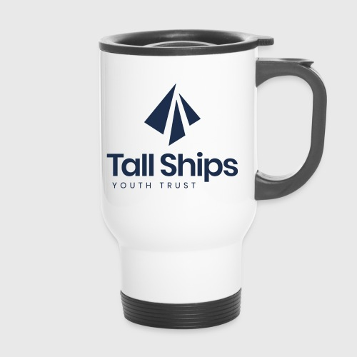 Tall Ships Youth Trust Branded - Travel Mug