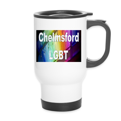 Chelmsford LGBT - Thermal mug with handle