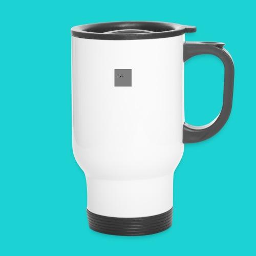 logo-png - Thermal mug with handle