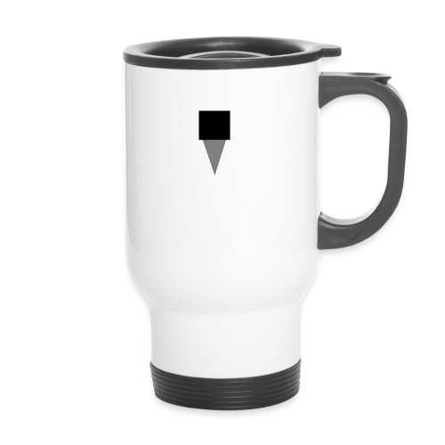 Mystery Mike Hat - Thermal mug with handle