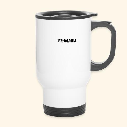BenalRida HD black png - Termosmugg med handtag
