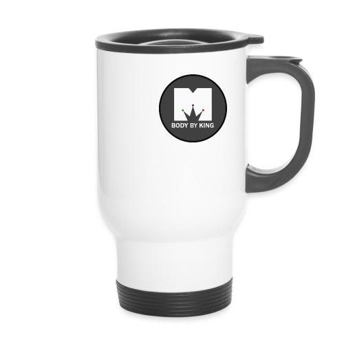 BodyByKing Main Logo - Travel Mug