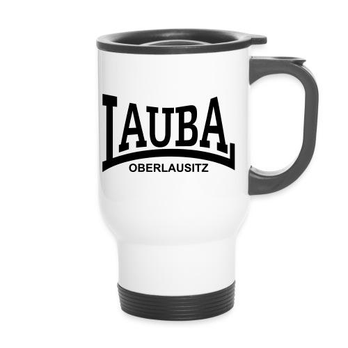 Lauba Logo - Thermobecher