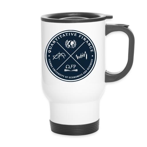 QF dark png hres - Thermal mug with handle