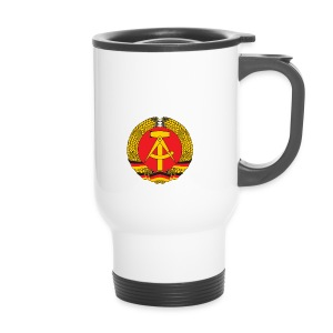 DDR - German Democratic Republic - Est Germany - Travel Mug