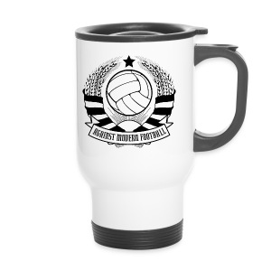 Against Modern Football - Taza termo