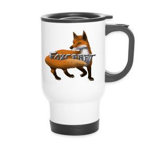 Foxcraft T-Shirts - Travel Mug