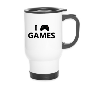 I Love Games 3 - Taza termo