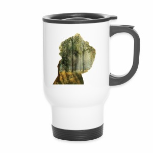 Double The Lady Exposure - Travel Mug