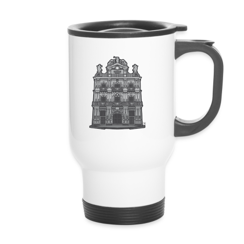 Ayuntamiento de Pamplona/Iruña - Taza termo