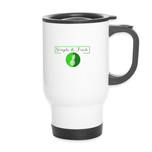 Simple et Fresh - Tasse isotherme avec poignée